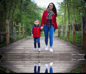 SÉANCE PHOTOS FAMILLE / ENFANT